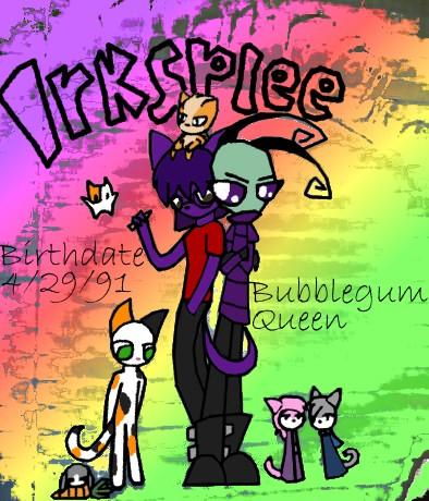 IrkSplee's Profile Picture