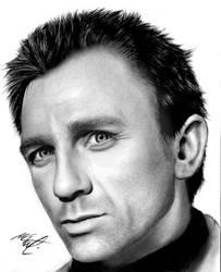 Daniel Craig by Geinen
