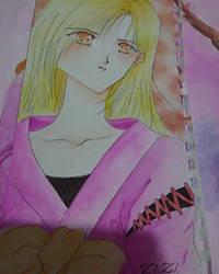 Mikage Aya by ZiZiSalas
