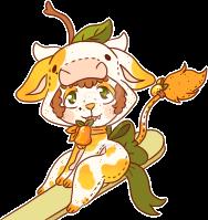 Orange Creamsicle by Nikko-Usagi