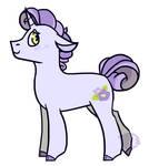NG: Lavender Pebble