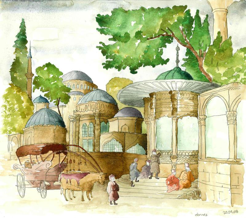 domes by mustafamortas