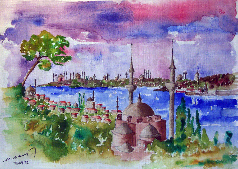 listening istanbul by mustafamortas