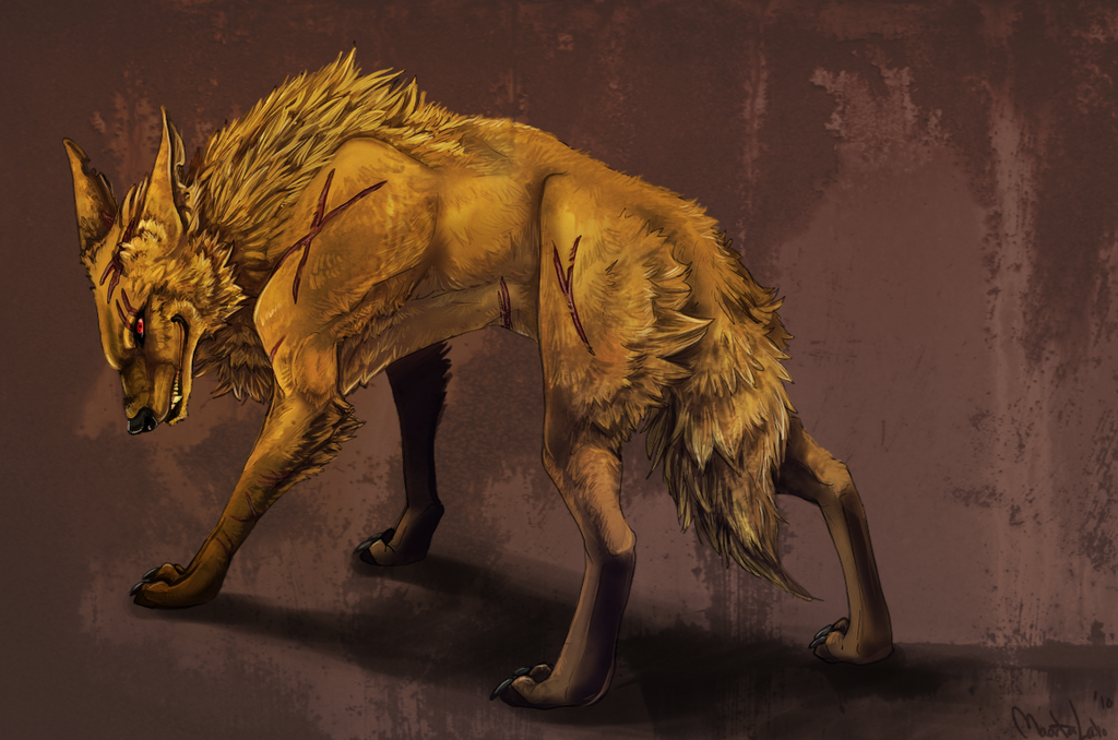 Commission - Laruku by AbelPhee