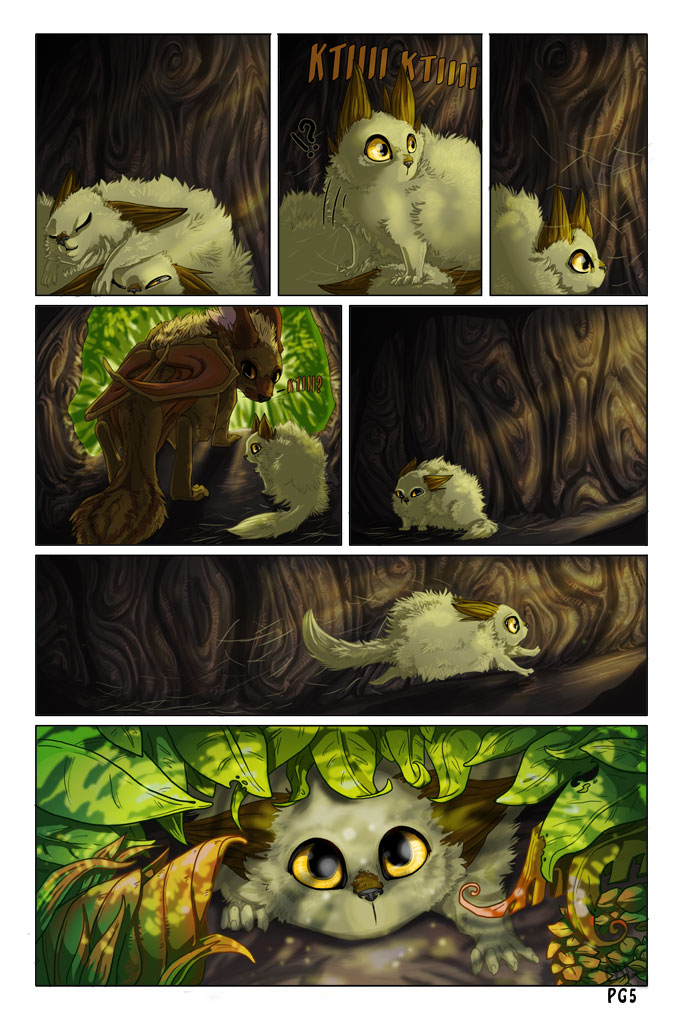 MadWillow - Pg 5 by AbelPhee
