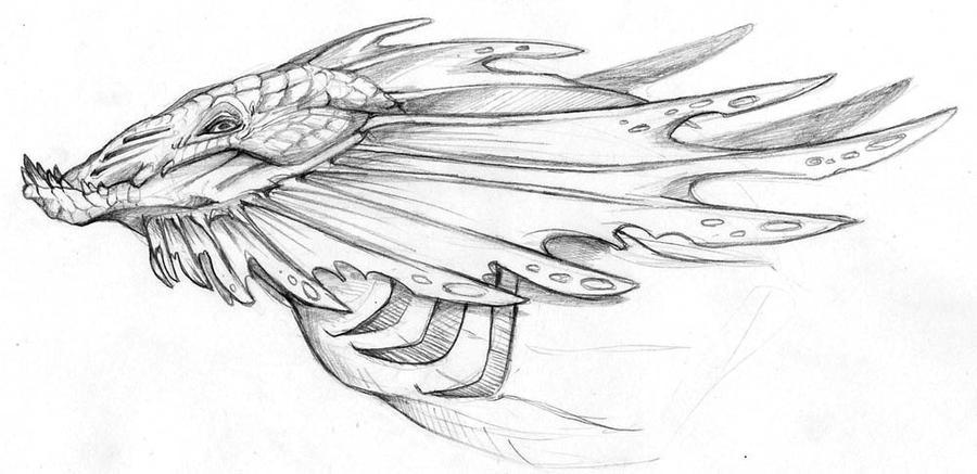 Sea Creature by AbelPhee