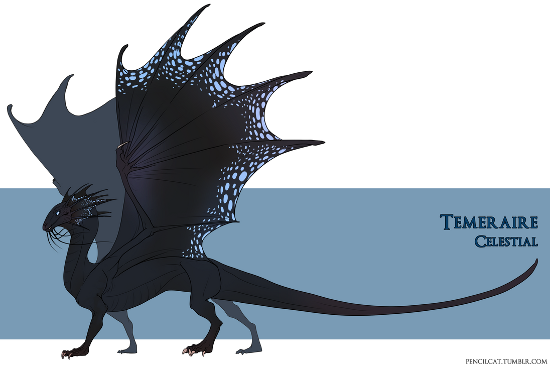 Temeraire by AbelPhee