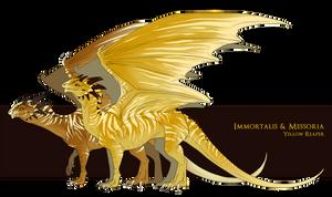 Immortalis and Messoria