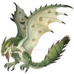 Monster Hunter - Rathian