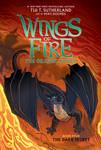 Wings of Fire: The Dark Secret graphic novel cover