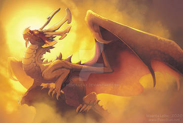 The Dragon Prince - Sol Regem