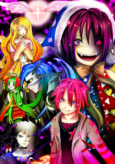 Anime Characters Kirby Wiki : Kirby gijinka by starbowvampire on deviantart