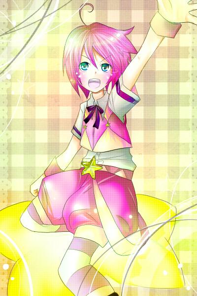2011.07.06 Gijinka Kirby by StarbowVampire on DeviantArt
