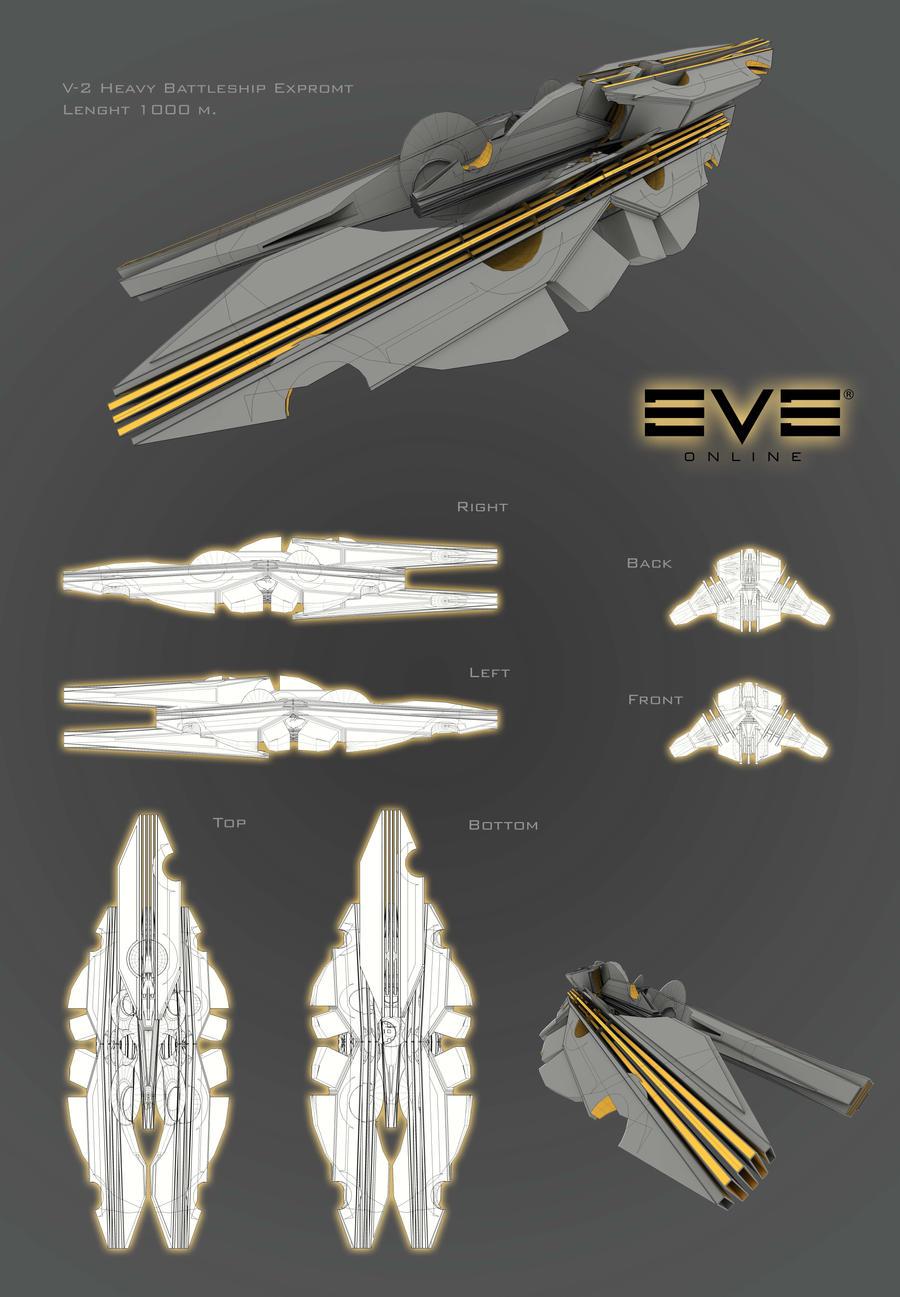 V-2 Expromt by Medvenator