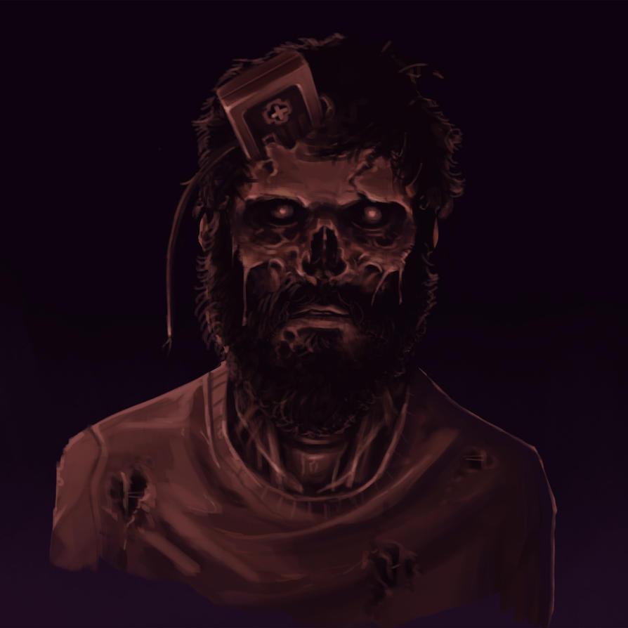Zomboid Adam by royshtoyer