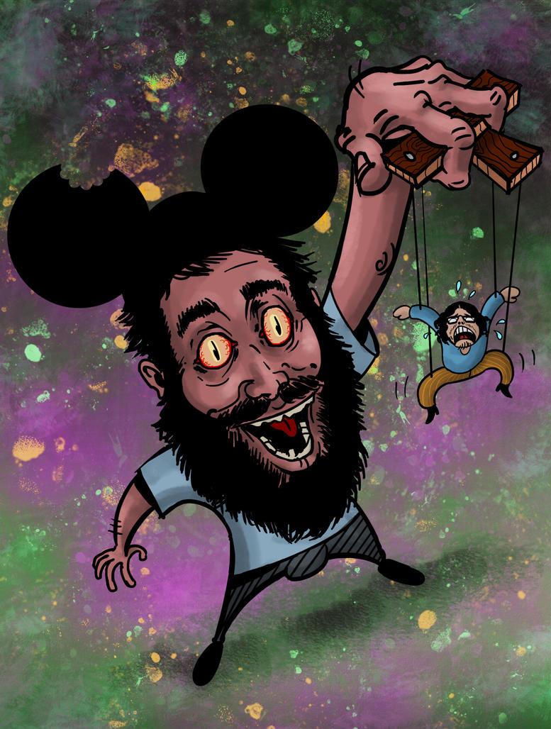 Disneyland_Misadventures by royshtoyer