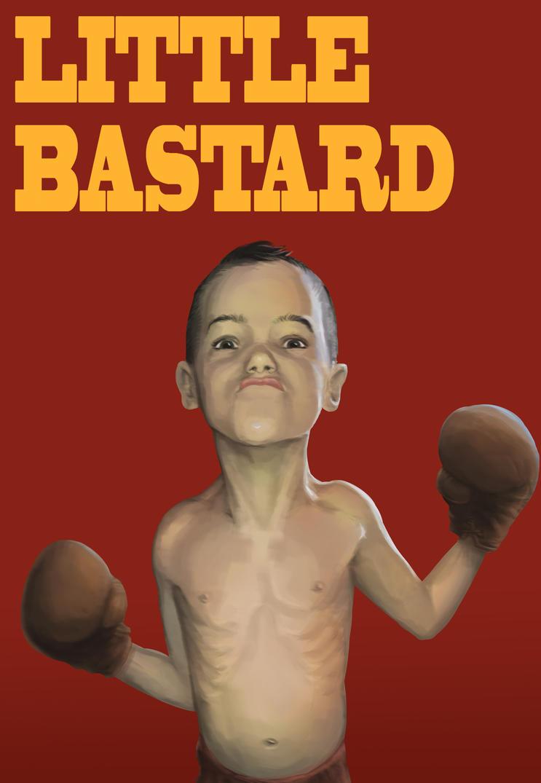 Little Bastard by royshtoyer