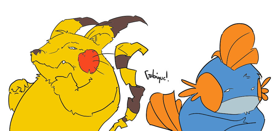Bad Pokemons