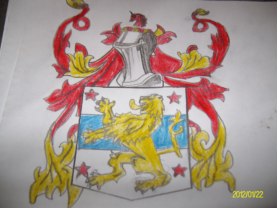 speed dating crawley family crest