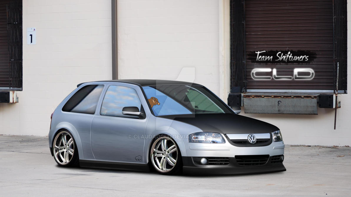 2008 Gol G4 by CLD by ClaudaoCLD