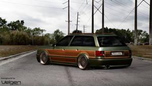 Audi S2 Avant - by CLD