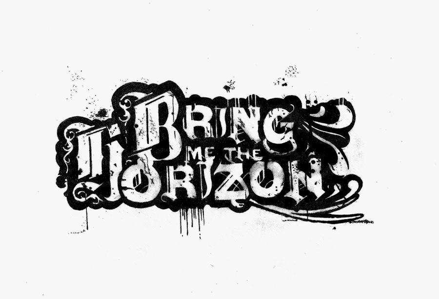 Bring Me The Horizon Logo by Karcoolkaaa on DeviantArt