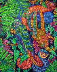 Veil of Maya by ShiftingStarlight