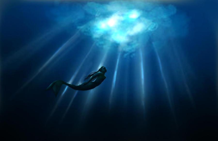 Magic Under The Water By Mirudan On Deviantart