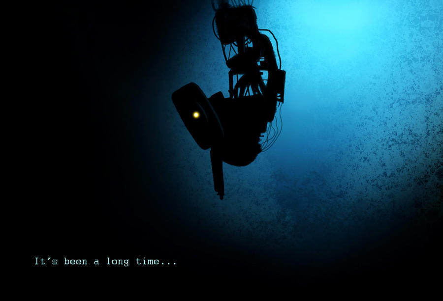 gallery for glados wallpaper