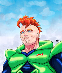 Android 16 by MaQuintus