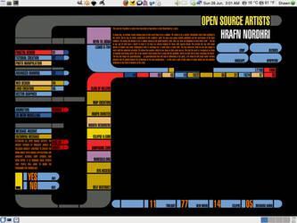 My New Desktop by LDS-Jedi