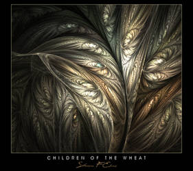 Children of the Wheat by LDS-Jedi