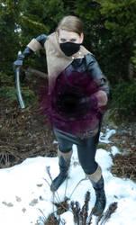 Dark Souls Thief cosplay by hellduck