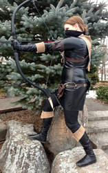 Dark Souls Thief cosplay 3 by hellduck