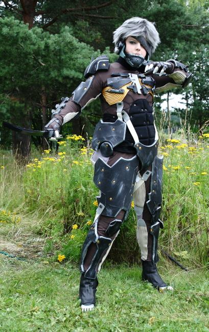 Raiden cosplay by hellduck