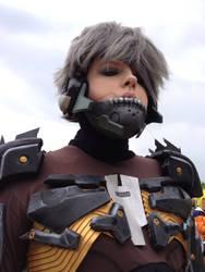 Raiden cosplay closeup by hellduck
