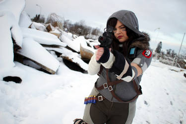 Jammer cosplay by hellduck