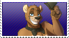 Freddy Fazbear Stamp by FazbearM