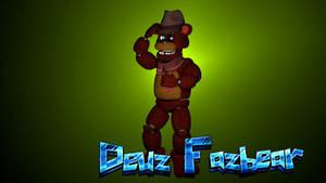 Deuz Fazbear Model Reference 2.0