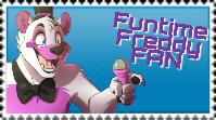 Funtime Freddy Stamp by FazbearM