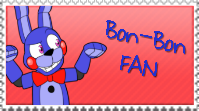 Bon-Bon Stamp by FazbearM