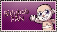 Bidybab Stamp by FazbearM