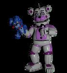 Funtime Freddy render (FNAF - SFM)