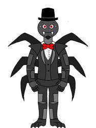 OTA [OPEN] Spider Animatronic