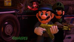 The Mushroom Mafia [SFM] by quasyj