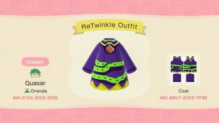 Animal Crossing Custom Outfit 1 Twinkle