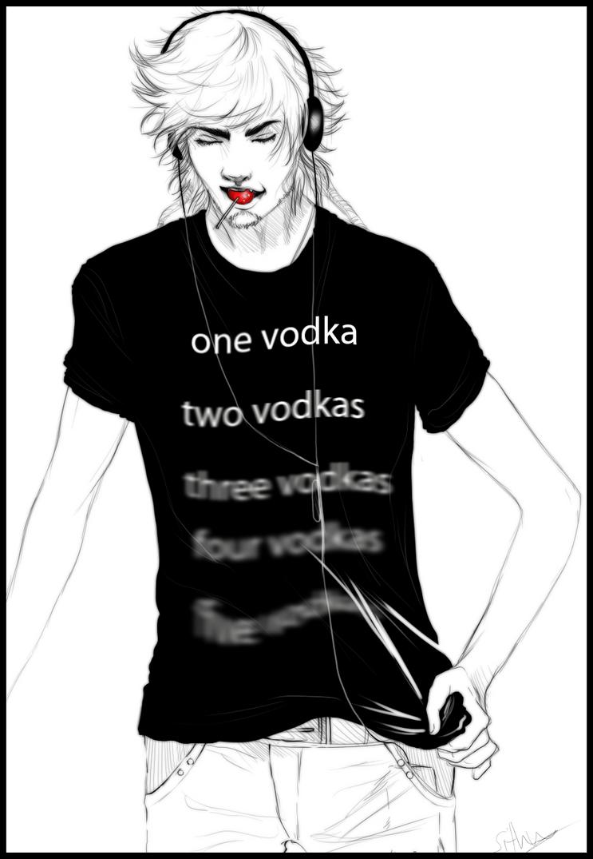 I W A N T you   It´s free. One_vodka__two_vodkas_______by_sithrim-d2z7c2y