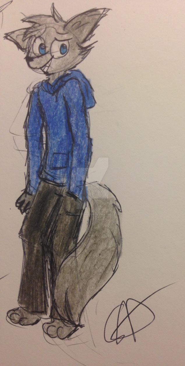 Jaaaack / / / Sketch commission 1/2 by ThePurpleGriffin