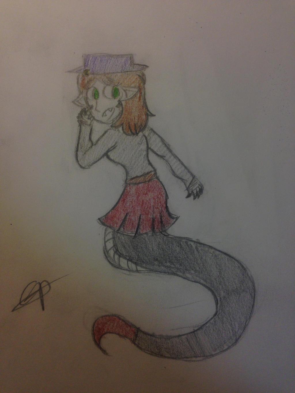 Snake Miz /// Commission for JordanDonges by ThePurpleGriffin