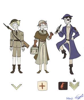 Soldier, Poet, King